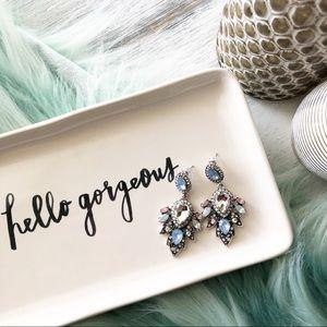 Jewelry - New Chandelier star burst earrings